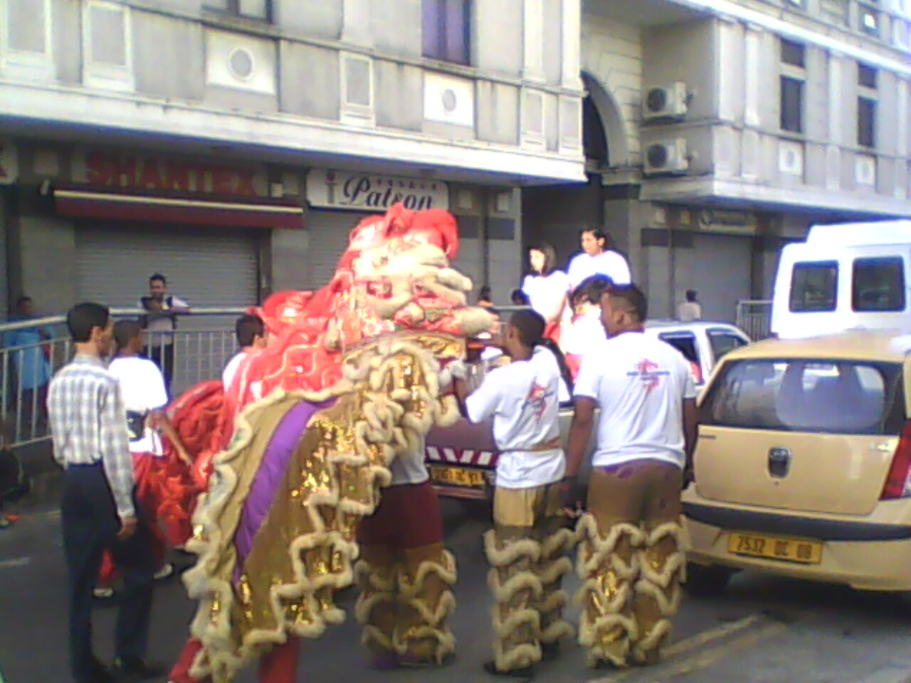 Mauritius Chinese New Year 2014