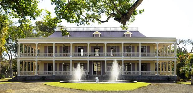 chateau de labourdonnais mauritius