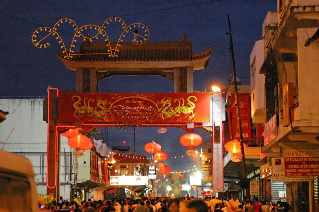 China Town-Port Louis