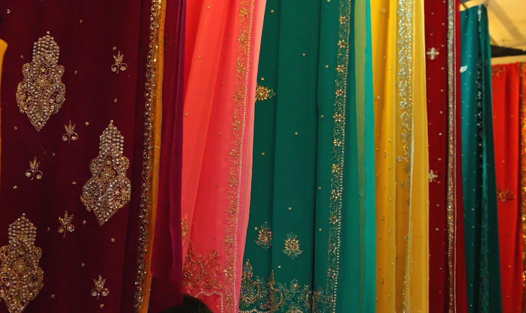 Silk to make Sarees