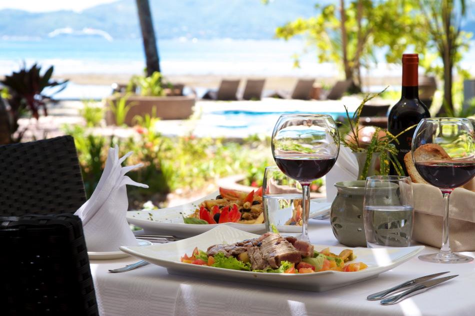 Dining Seychelles