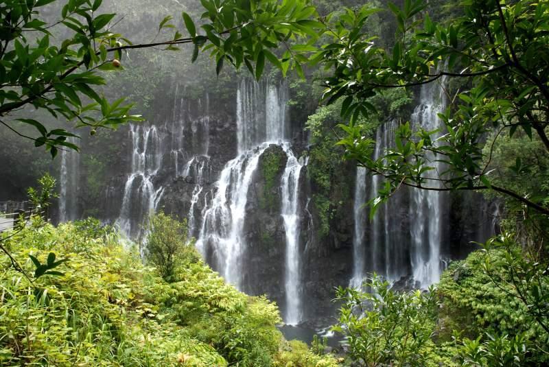 Cascades - Ile De La Reunion