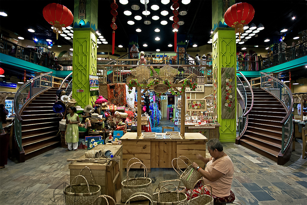 mauritius shopping malls