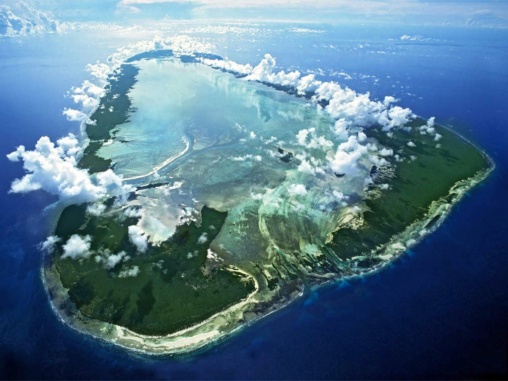 Atoll Of Aldabra