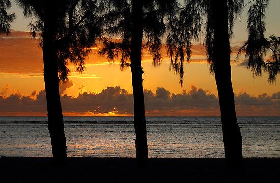 Sunset Flic-En-Flac