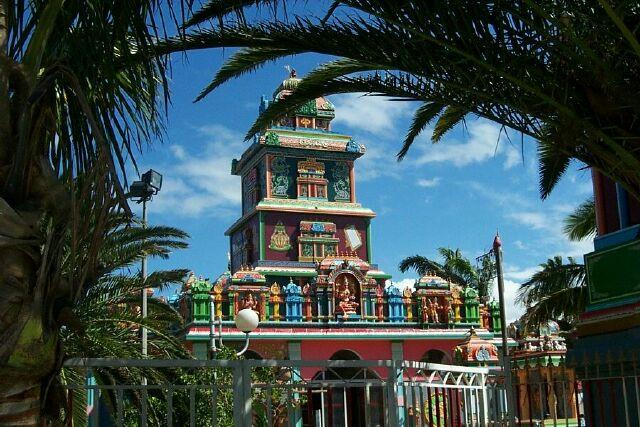 Temple Tamoule à St. Pierre