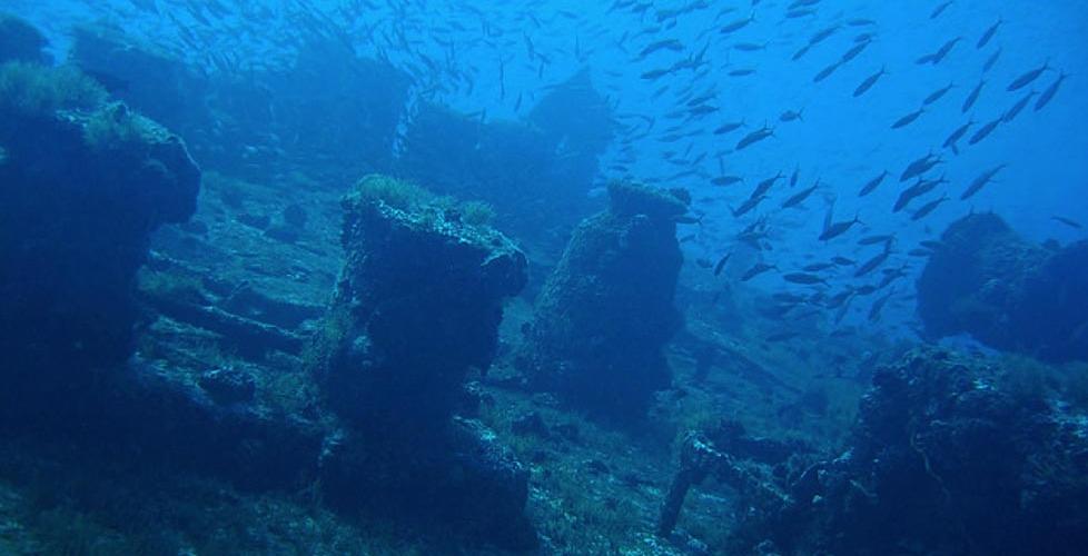 Eldabaran Shipwreck