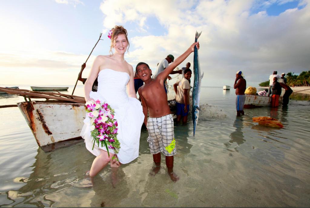 Un Mariage Au Paradis Seychelles