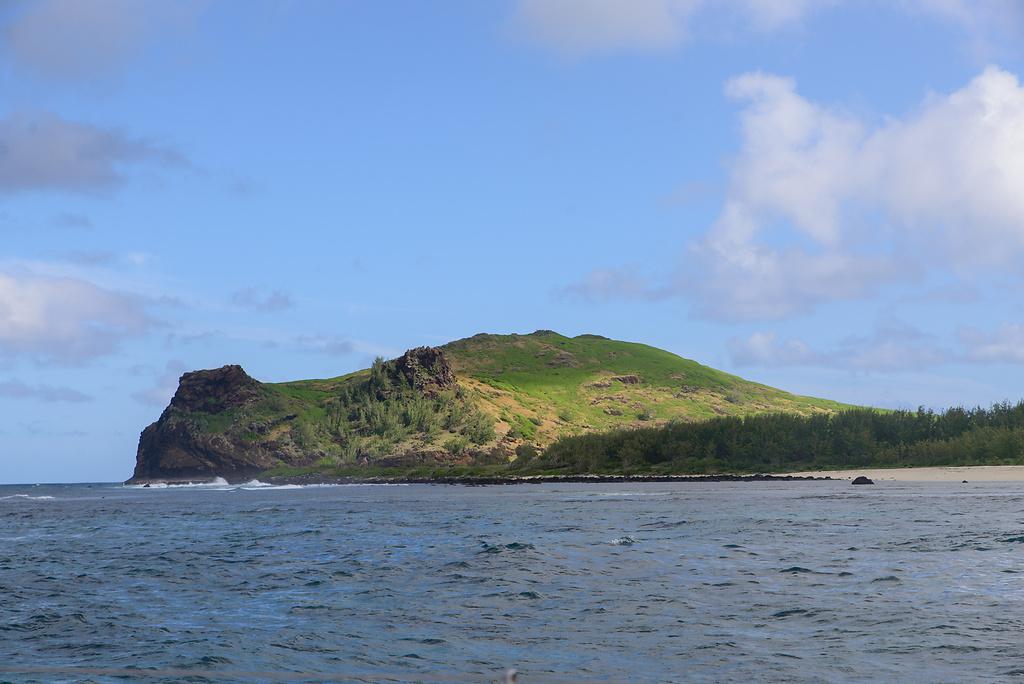 Flat Island. Mauritius.
