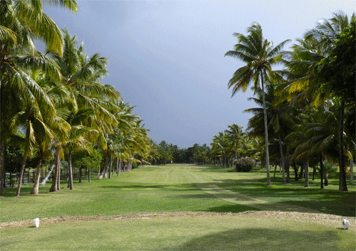 One & Only Golf Course
