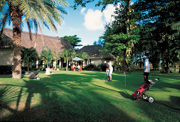Shandrani Golf Course