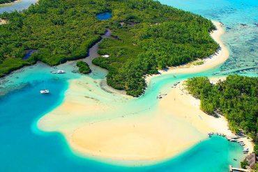 île aux cerfs - île maurice