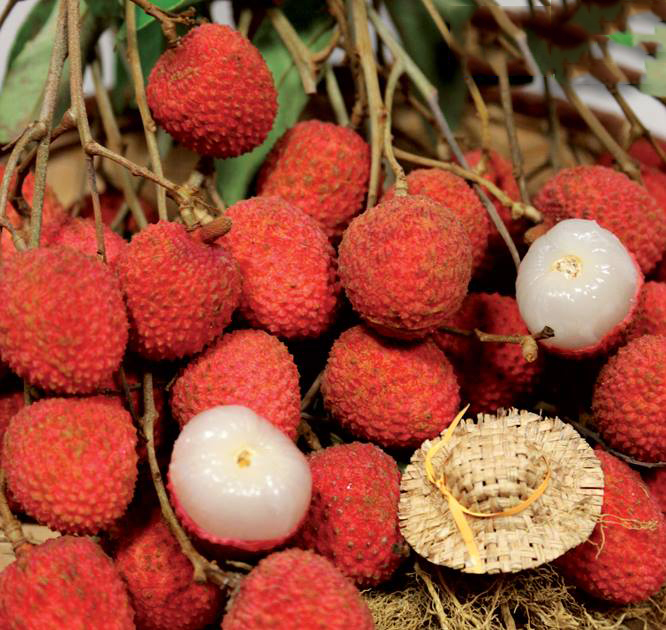 Litchis