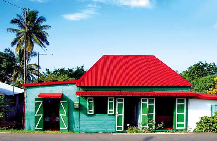 Creole House Reunion
