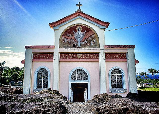 Eglise Notre Dame des Laves