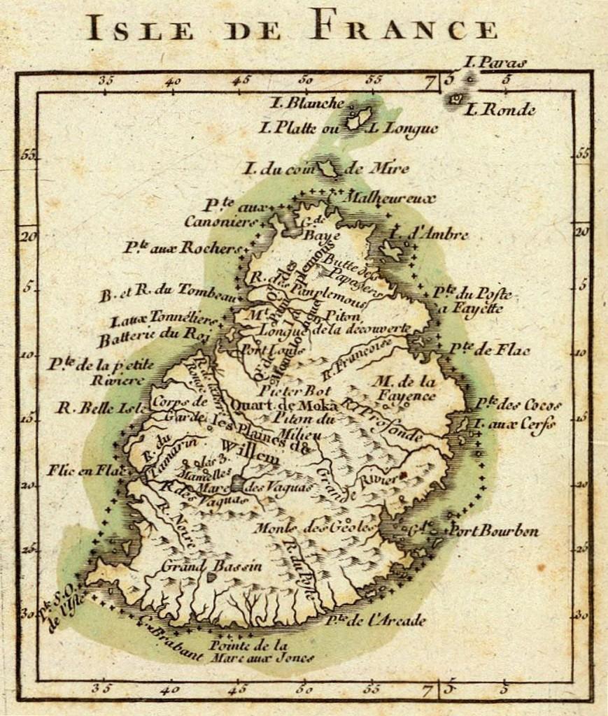 Histoire-ile-maurice