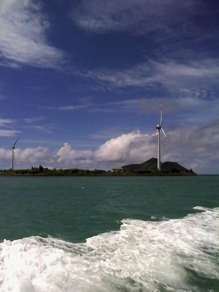 Seychelles Wind Farm