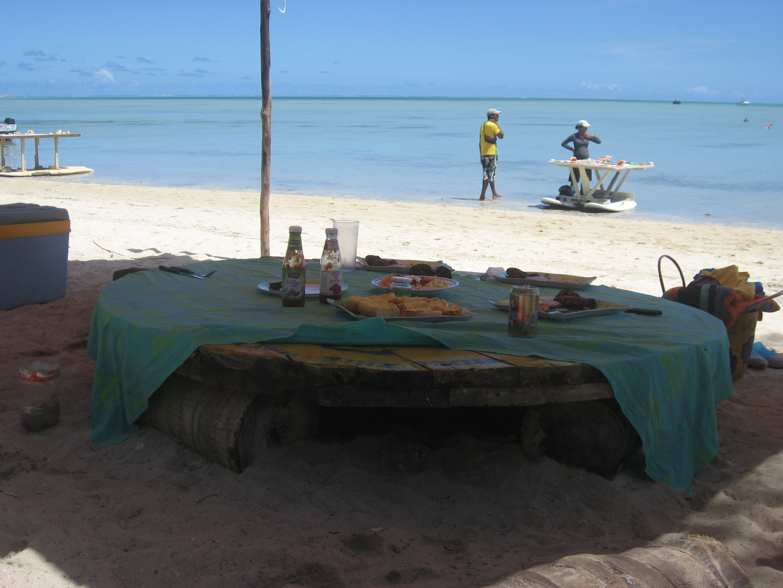 Benitiers Island trip Mauritius