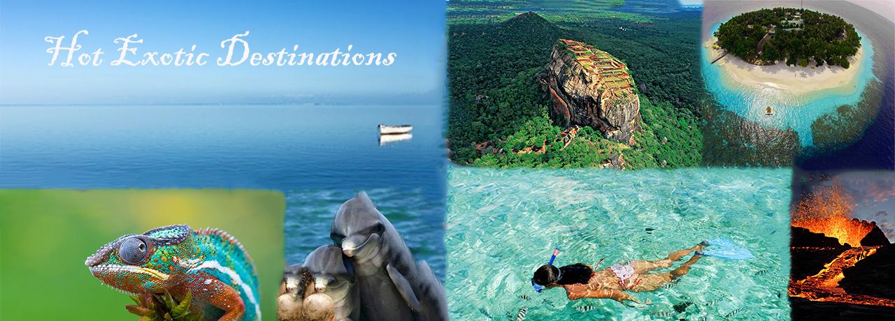 Hot Exotic-Destinations