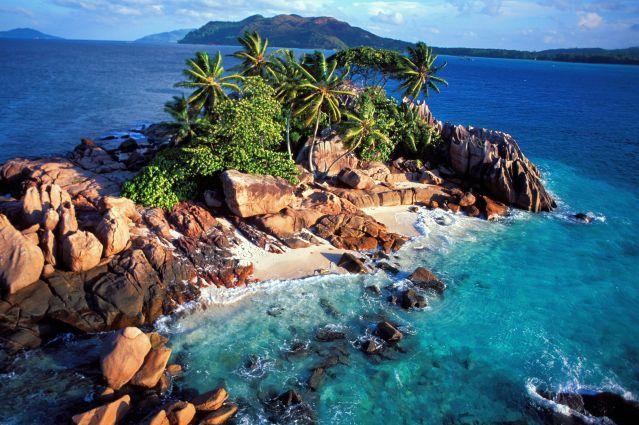 Ile Saint Pierre, Seychelles