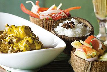 Cuisine Seychelloise
