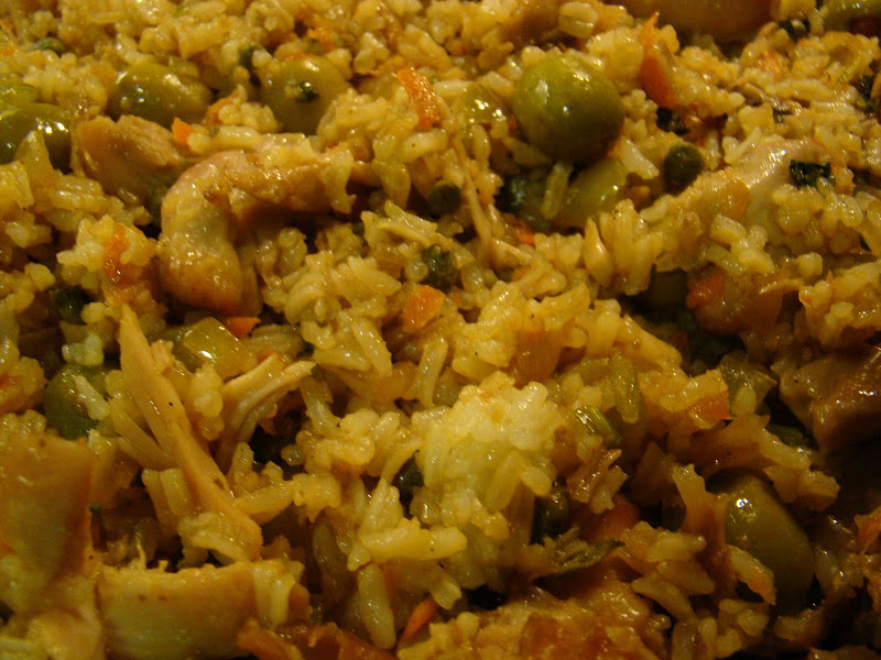 Yellow Rice (PLO)