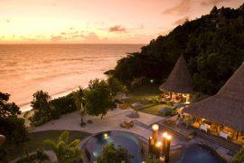 Le Chateau de Feuilles Seychelles