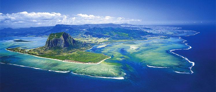 Mauritius-Le-Morne