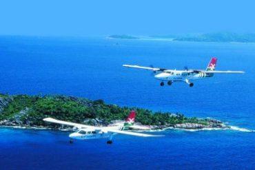 Inter Island Flights Seychelles