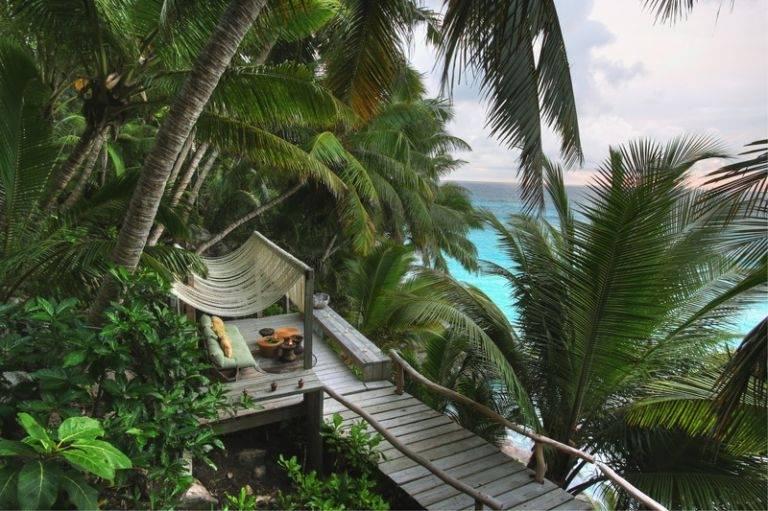 Seychelles: île du Nord