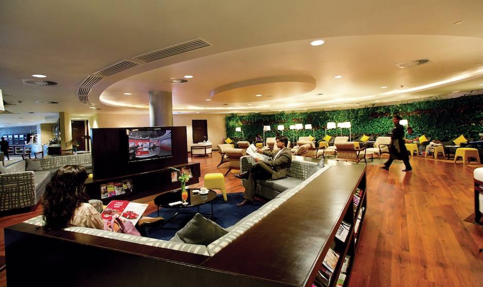 Airport Lounge- Mauritius