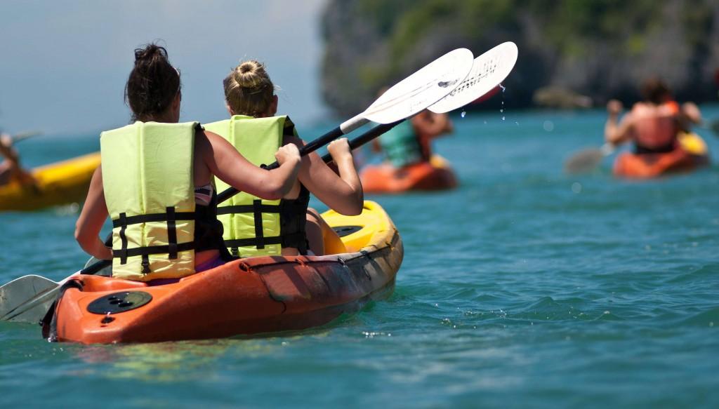Sea Kayaking Mauritius
