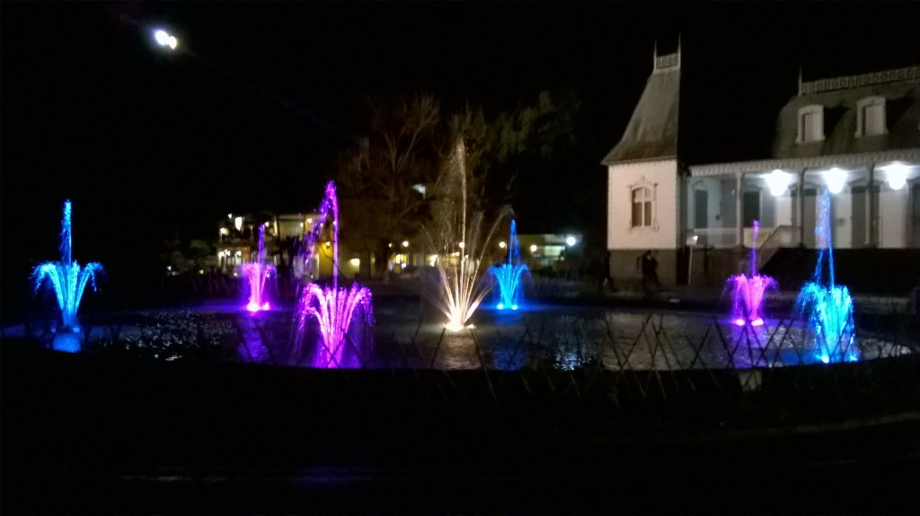 Curepipe Fountain