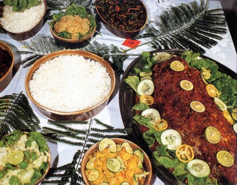 Seychellois-food