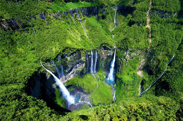 Trou-de-Fer la Réunion