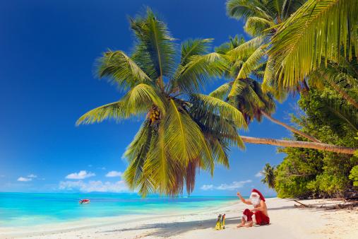 Xmas Seychelles