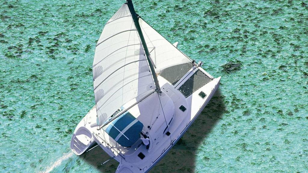 Catamaran Grand Baie