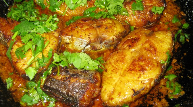 Fish Curry Seychelles