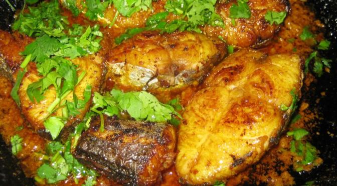 Fish Curry Seychelles