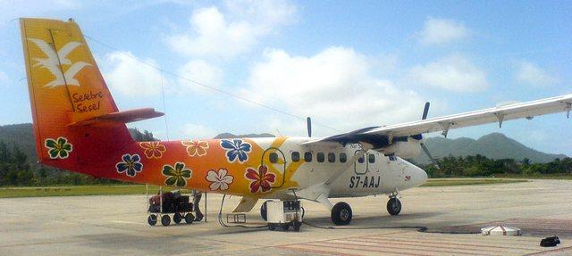 air-seychelles-Mahé-Praslin