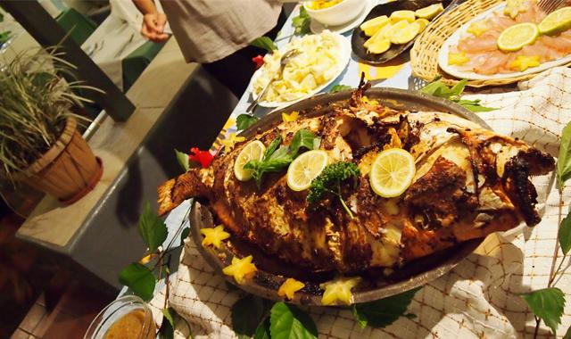 Mauritian creole food