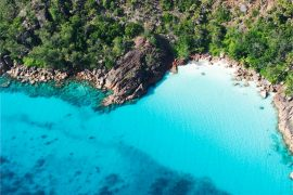 Ile curieuse Seychelles