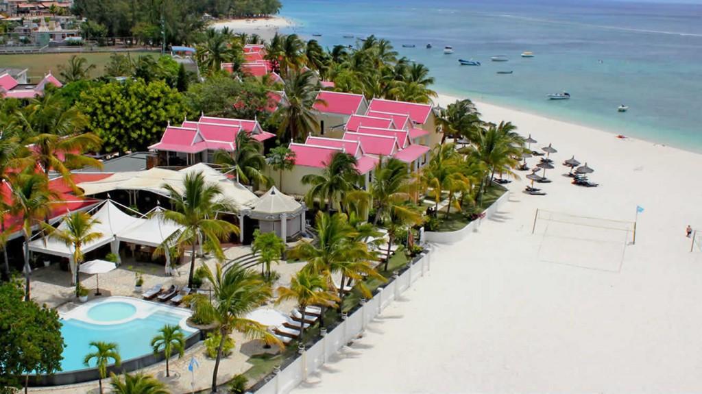 Beach villas Flic en Flac