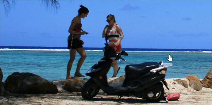 scooter Mauritius