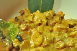 Octopus Curry Seychelles