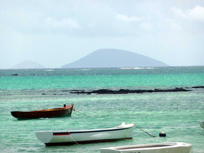 île ronde- île Maurice