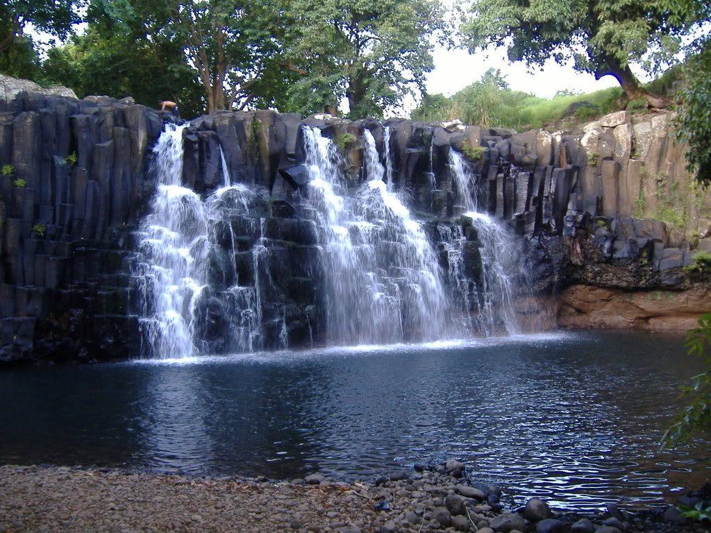 Rochester-Falls-Souillac- Mauritius