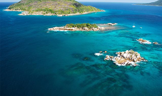 Seychelles Islands Archipelago
