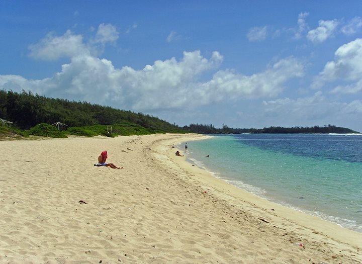 la-cambuse beach Mauritius