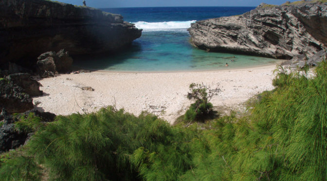 Anse Bouteille Rodrigues